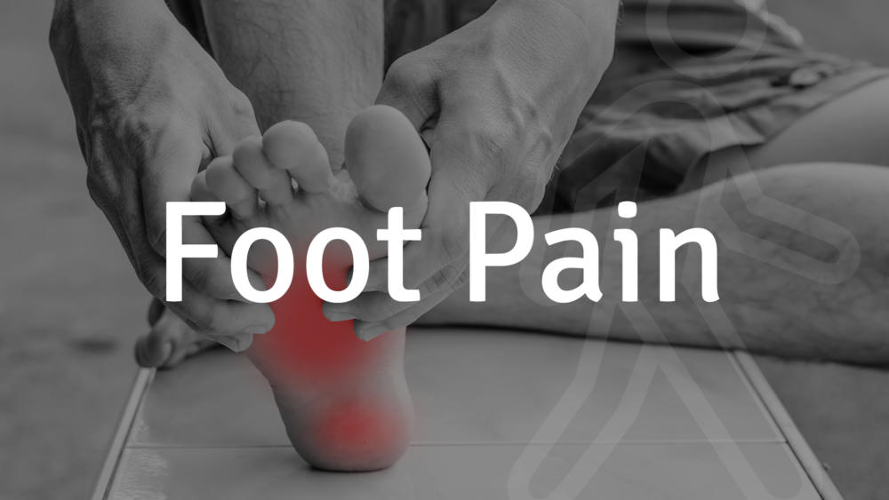 foot pain services walking mobility clinic
