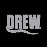 Drew grey logo