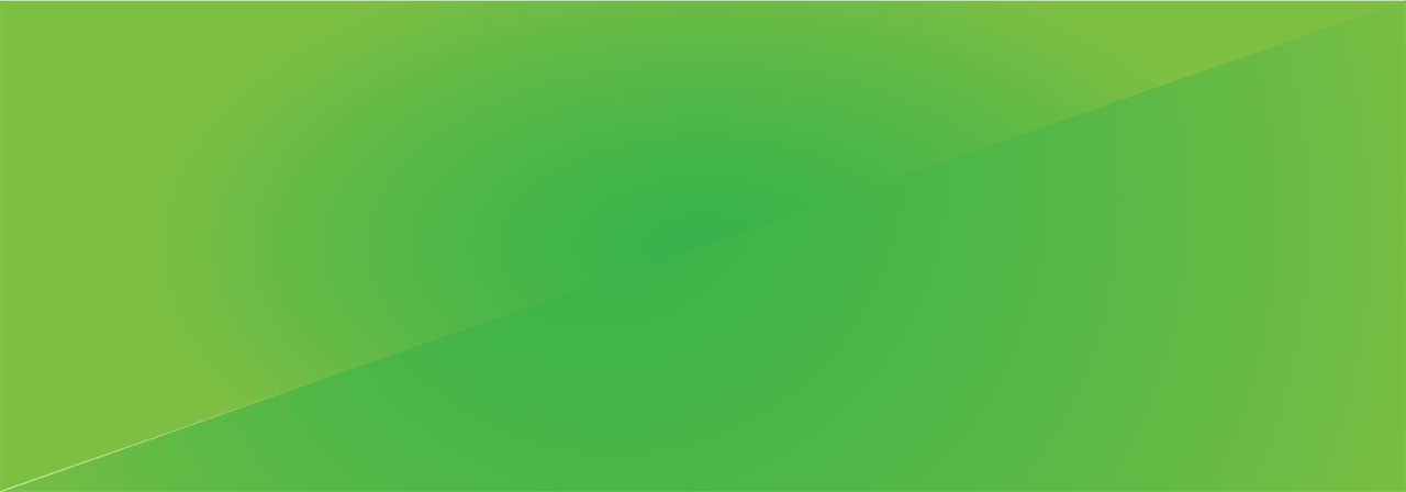Green header background