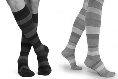 Compression socks from Walking Mobility Clinics