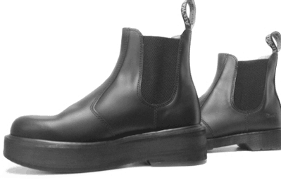 Shoe modification at Walking Mobility Clinics
