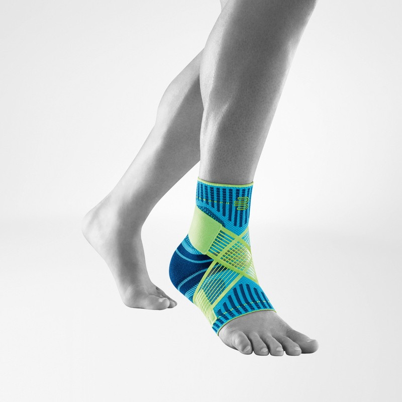 Ankle compression brace from Walking Mobility Clinics