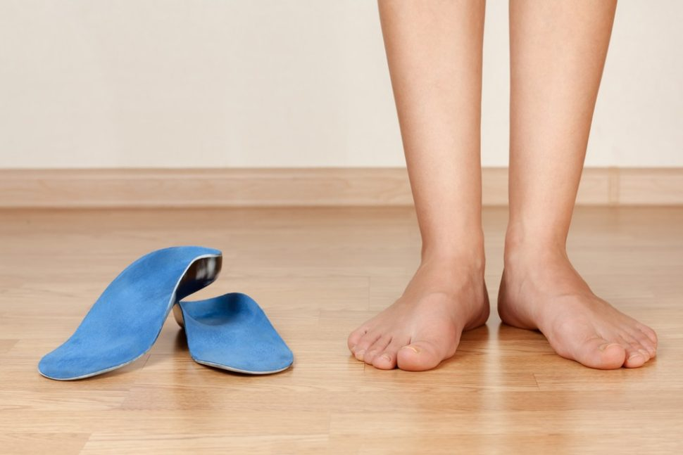 Who needs orthotics from Walking Mobility Clinics