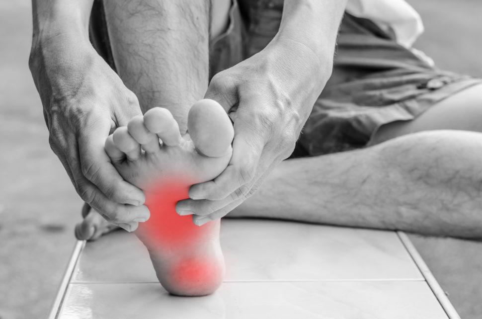 Constant foot pain treatment