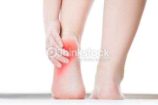 Foot pain treatment from Walking Mobility Clinics