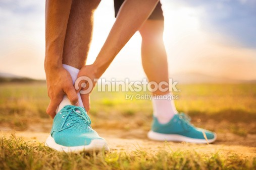 Ankle pain treatment from Walking Mobility Clinics