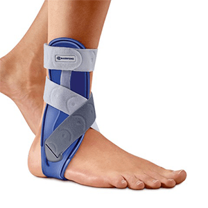 Ankle braces and splints from Walking Mobility Clinics