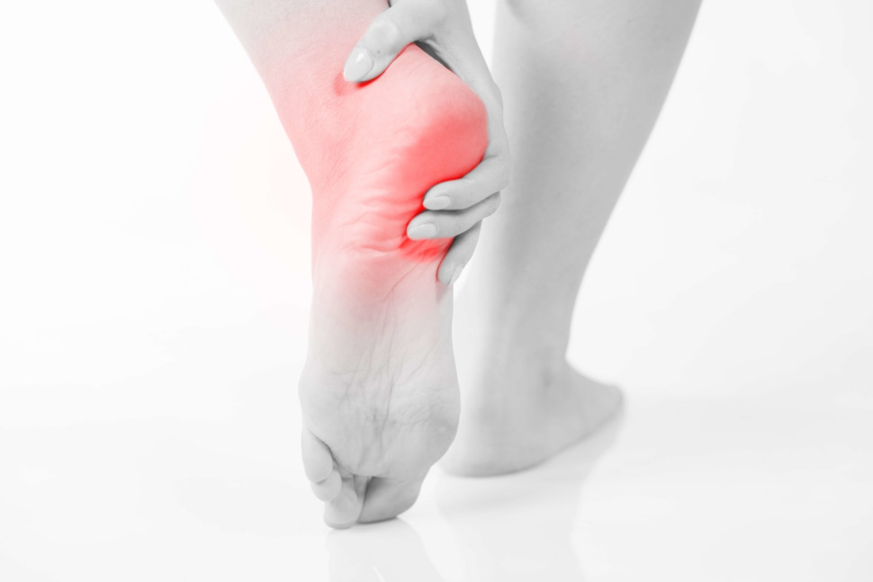 Heel problems from Walking Mobility Clinics in Ontario
