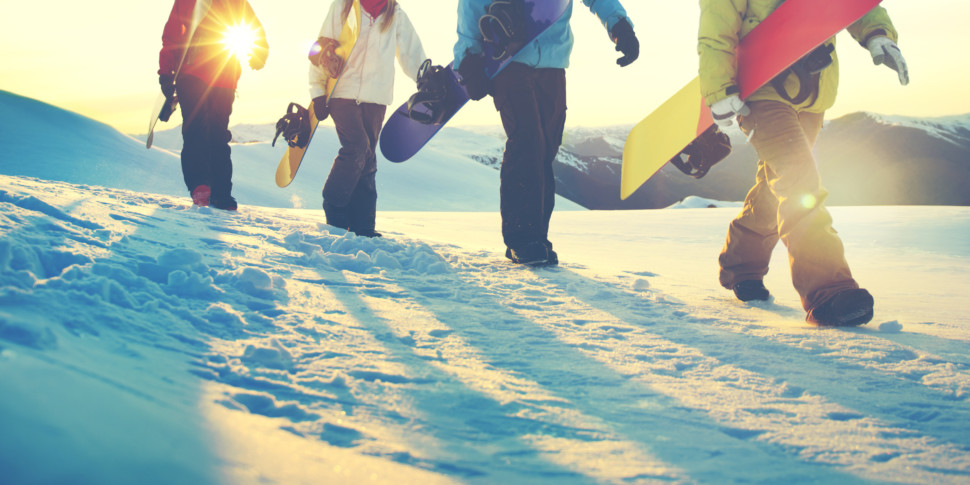 Orthotics for winter sports from Walking Mobility Clinics Ontario